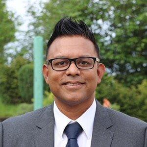 Dr Arifur Rahman portrait