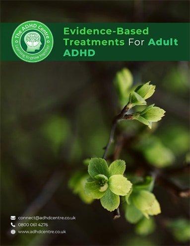 ADHD centre ebook banner